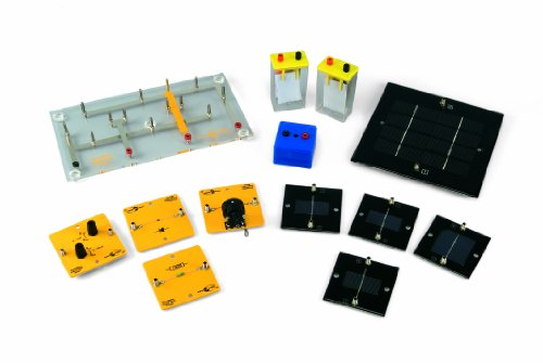 3B Scientific U10970 15 Piece Photovoltaics Equipment Set by 3B Scientific