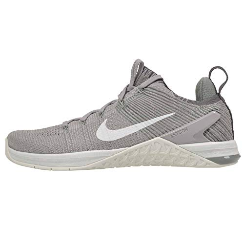 Nike Womens Metcon DSX Flyknit 2 Running Trainers 924595 Sneakers Shoes (UK 5.5 US 8 EU 39, Silver Barely Grey 004) - Nike Cross Training Clothing