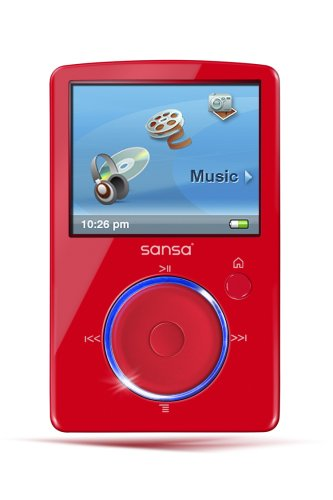 SanDisk Sansa Fuze 4 GB Video MP3 Player