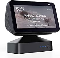 GGMM ES5 Show 5 Adjustable Battery Base Stand Accessories, Battery Stand for Show 5 Smart Speakers, Magnetic Attachment...