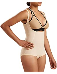 Recovery Panty-Length Compression Girdle with High-Back, Step 2 (Pull on)