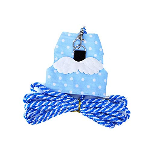 - Small Dog Leash - 1pc Small Mini Pet Dog Cat Chest Strap Harness Set Squirrel Traction Rope Cloth Leash Vest Suit 6 - Weddings Beauty Sports Electronics Toys Phones Computers Cell Home Events Hea