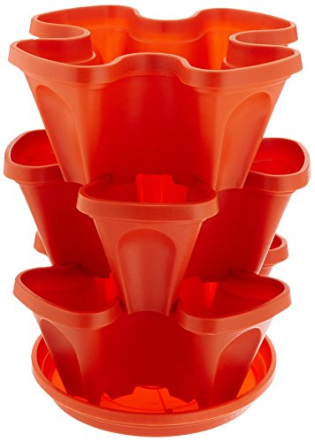 Mr Stacky Watering Stackable Terracotta product image