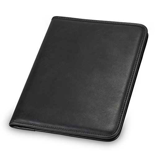 samsill professional padfolio resume portfolio business portfolio document storage business card pocket writing pad