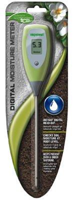 Luster Leaf 1825 13-Inch Digital Moisture Meter - Quantity 12 by Luster Leaf