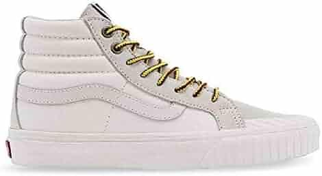 7a7fb6d68873 Vans SK8 Hi Reissue 13 Rugged Sidewall Marshmallow Men s Skate Shoes Size 11