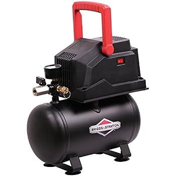Briggs & Stratton 1-Gallon Air Compressor, Hotdog 074061-00