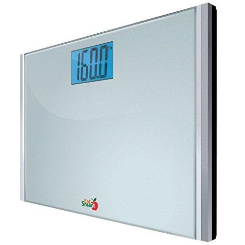 EatSmart Precision Plus Digital Bathroom Scale with Ultra-Wide Platform, 440 Pound Capacity by EatSmart (Image #6)