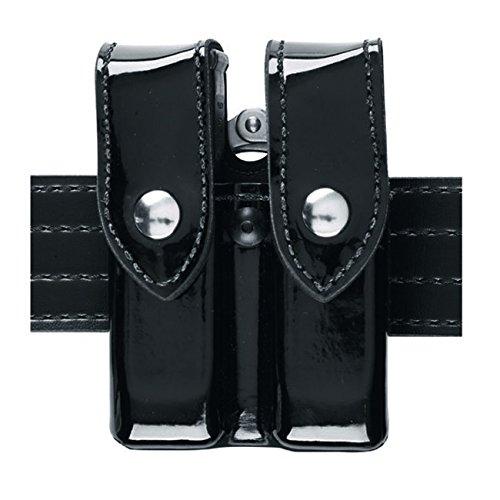 Safariland 72 Magazine/Handcuff Case, Black, (Safariland Standard Hinge Handcuff)