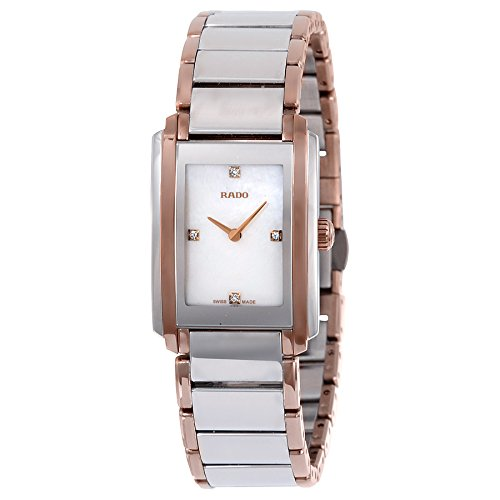 Rado Integral Mother of Pearl Dial Ladies Watch R20211903