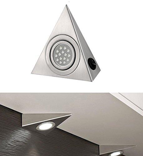 Triangle Led Under Cabinet Light Kit