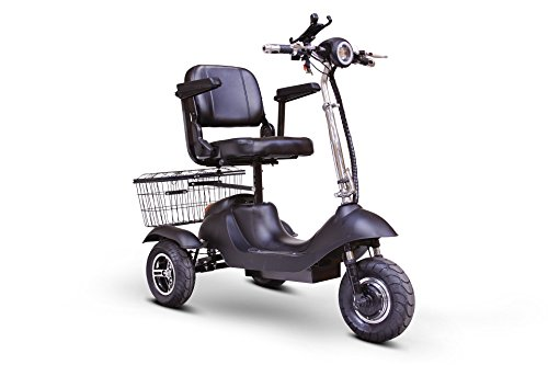 EWheels EW-20 Long Range High Speed Mobility Scooter 300lbs