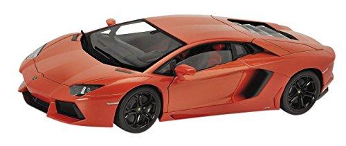 WELLY 1/18 Lamborghini Aventador LP700-4 Orange