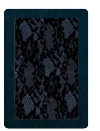 Marbet Saldastrappi Jeans + Pizzo CM15x20 Art.120-P (496 jeans chiaro+bianco)