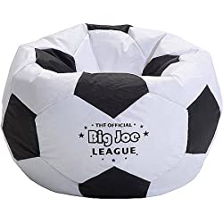 Big Joe Soccer Ball Bean Bag for Kids