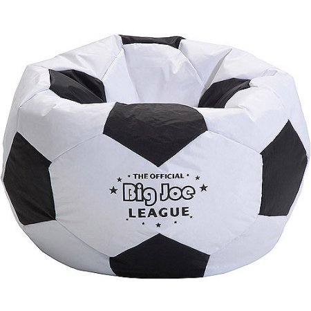 Big Joe Soccer Ball Bean Bag by Big Joe