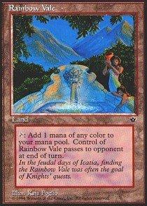 (Magic: the Gathering - Rainbow Vale - Fallen Empires)