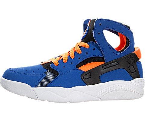Nike Kids Air Flight Huarache (GS) Game Royal/Ttl Orange/...