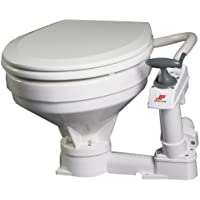JOHNSON PUMP 80-47230-01 / Johnson Pump Comfort Manual Toilet