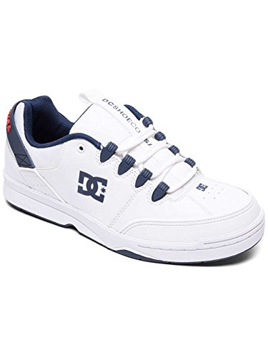 Dc Chaussures Skateboard Homme Shoes Blanc De Syntax rqPxrfE