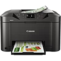 Canon MAXIFY A4 business inkjet MFP MB5030