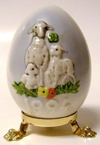 Egg Easter Goebel - Goebel ** 1994 Annual Easter Egg ** 51200