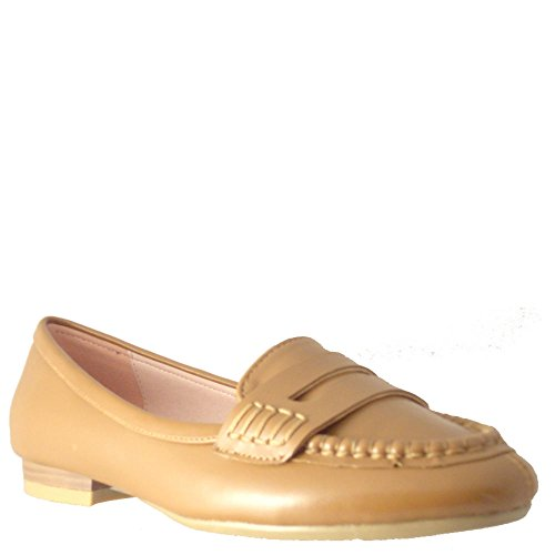 Bellini Dames Ontsnapping Moc-teen Klassieke Mode Loafers Buff