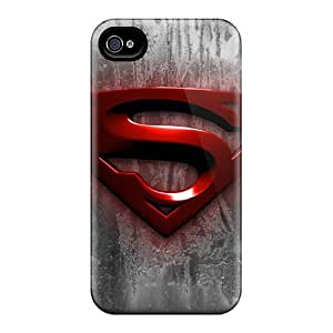 Best Hard Cell-phone Case For Iphone 6 (rfa2224VwiN) Custom Attractive Superman Series