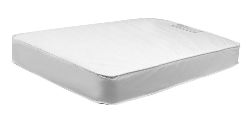 DaVinci Twilight Hypoallergenic Universal Fit Waterproof 6-Inch Ultra Firm Deluxe Crib Mattress M5315C