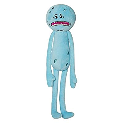 JINX Rick and Morty Sad Meeseeks Plush Toy: Toys & Games