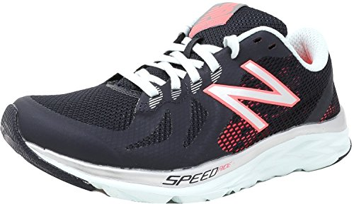 New Balance Women's 790v6 Running Shoe, Outer Space/Guava, 9 B US
