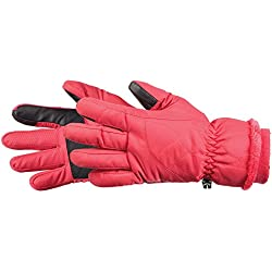 Manzella O479W Women's Morgan Outdoor Gloves, Very Berry - MD