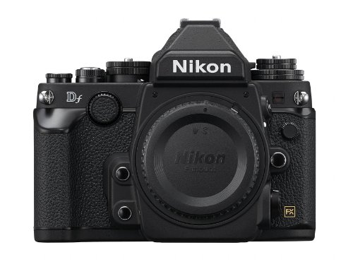 Nikon Df Digital SLR Camera Body (Black)