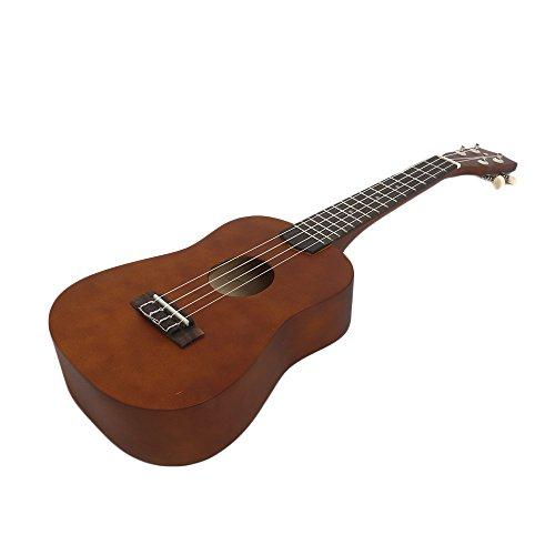 Lovinland 23'' Concert Ukulele for Beginner Kids Guitar Toys Rosewood Fingerboard with Bag by Lovinland (Image #4)