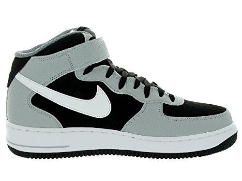 Mid Force wolf white 07 Nike Grey 1 Grey Black 42 cool Schuhe Air 8t55qx4