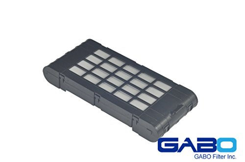 Gabo Filters D-SY01B for Christie Digital LX505 Part# 003-003084-01 by Gabo Filters