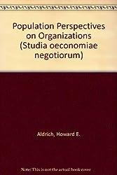 Population Perspectives on Organizations (ACTA Universitatis Upsaliensis)