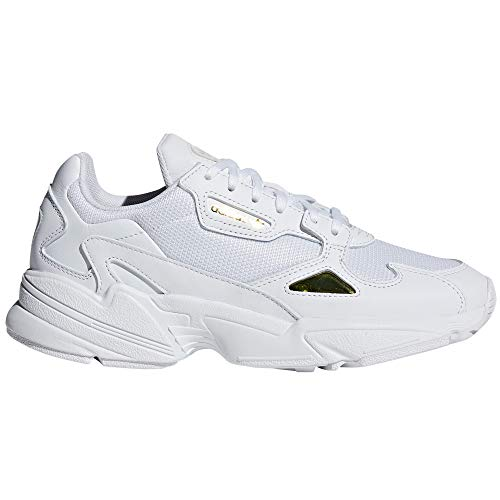 gold Met Rose White W Chaussures Fitness Femme De Adidas Falcon 8zwZq1