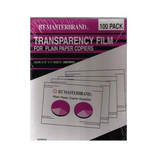 BT Masterbrand Transparency Film 100 ()