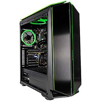 Amazon com: CUK Continuum Gamer PC (Intel i7-9700K with