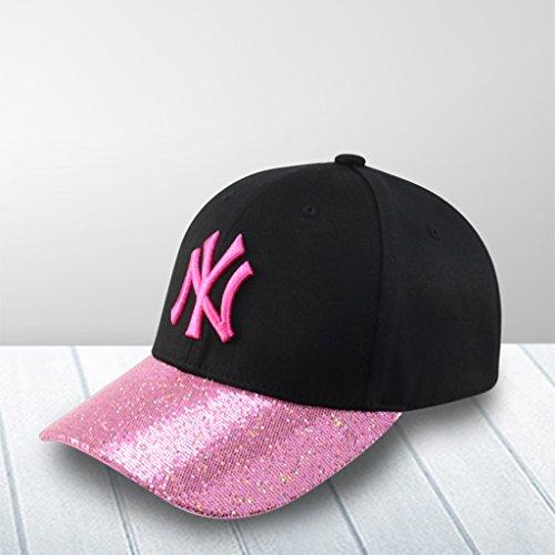 tempo aperta cappello 58cm cappellino Cappello Cappellino da estivo testa libero da 54 per all'aria baseball cappelli il aj donna e sportivo I regolabile tonda Tw6q4