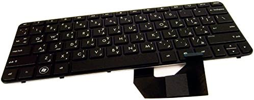 HP mini210 AENM6QQ00110 Blk Arabic Keyboard 594710-171