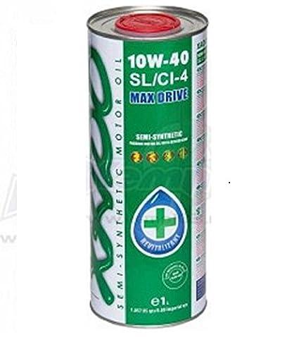 XADO Atomic Oil 10 W de 40 SL/CI 1 L: Amazon.es: Coche y moto