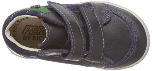 Bleu Hautes nautic Sneakers Garçon see Chris 172 Ricosta fpq8Fxwn