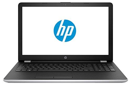 "2018 HP 15.6"" Touchscreen Laptop PC, Intel Core i5-7200U, 8GB DDR4, 2TB HDD, Intel HD Graphics 620, 802.11ac, Bluetooth, DVD RW, USB 3.1, HDMI, Webcam, Windows 10 Home, Silver"