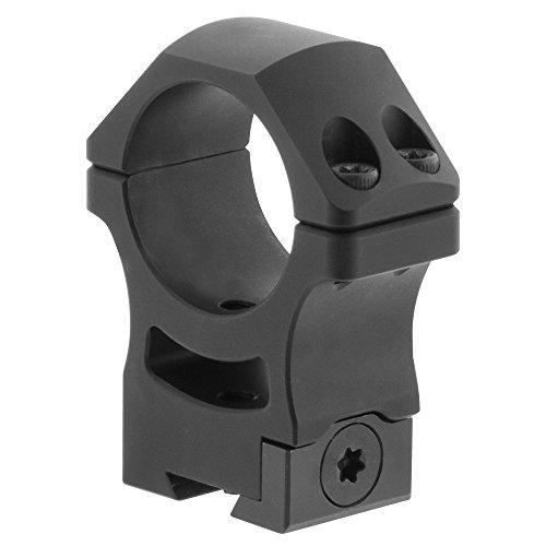 UTG Pro 30mm/2Pcs High Profile P.O.I Dovetail Rings (Guide Spring Set Recoil)