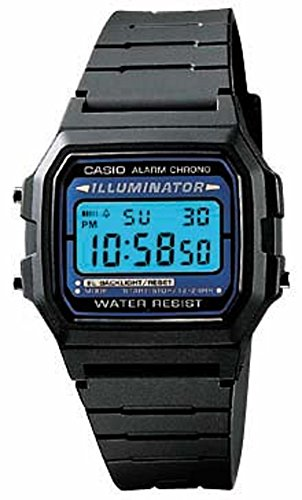 Casio F105W 1A Illuminator Watch