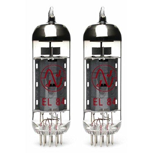 Pair of JJ EL84/6BQ5 Power Vacuum Tube by TubeDepot