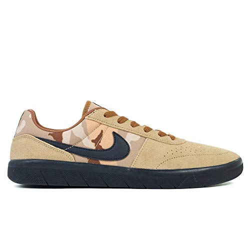 Nike Men's SB Team Classic Parachute Beige/Black Skate Shoe 11.5 M US