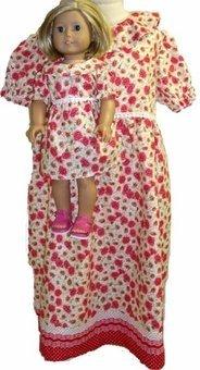 一致する少女と人形Clothes花サイズ6 B0108A6M5I B0108A6M5I, キソフクシママチ:09a9daa7 --- arvoreazul.com.br